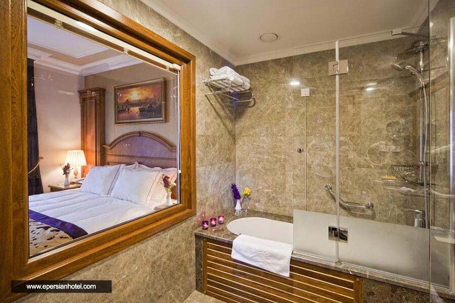 جی ال کی آکروپل پرمییر سوئیتز اند اسپا استانبول حمام