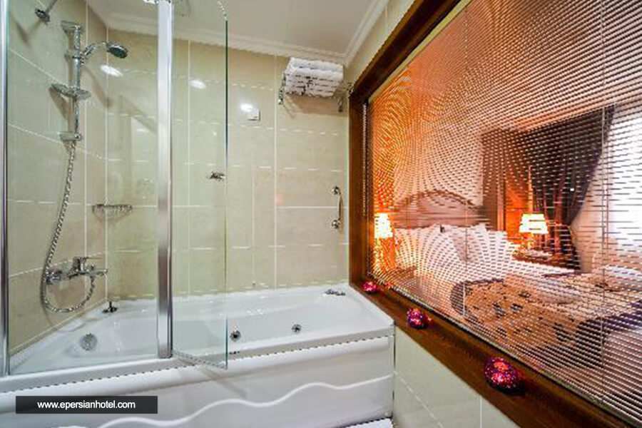 هتل جی ال کی پرمییر هوم سوئیتز اند اسپا استانبول حمام
