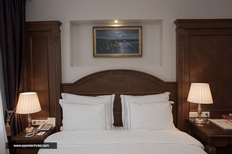 هتل جی ال کی پرمییر هوم سوئیتز اند اسپا استانبول اتاق دو تخته