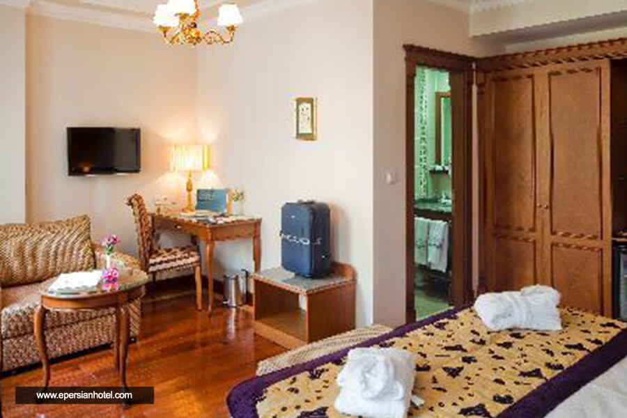 هتل جی ال کی پرمییر هوم سوئیتز اند اسپا استانبول نما داخل