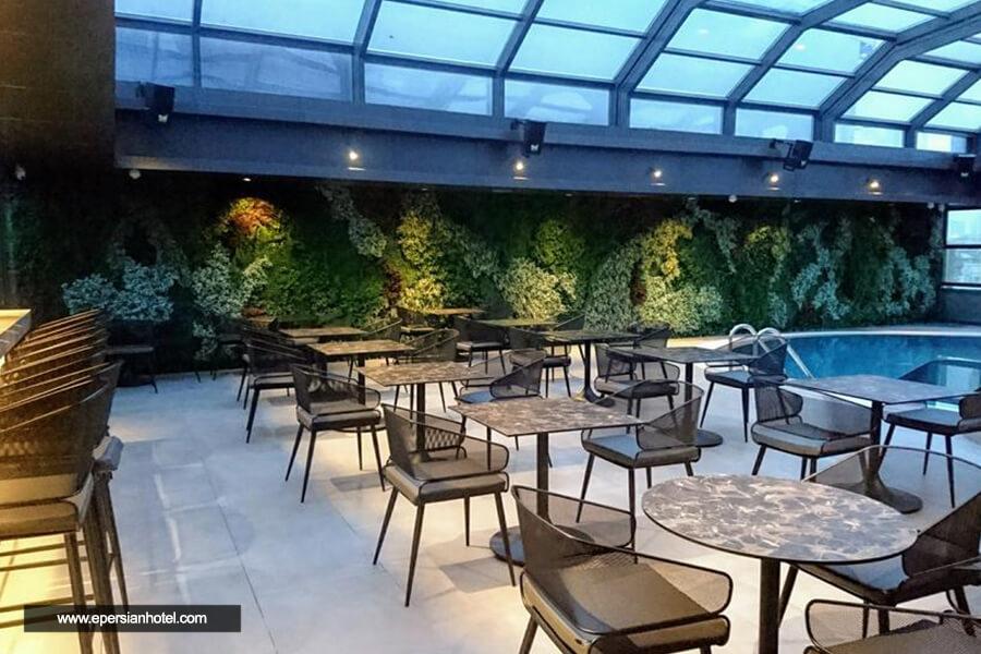 هتل گلدن ایج استانبول کافی شاپ