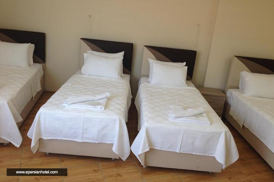 هتل گورور استانبول اتاق چهار تخته
