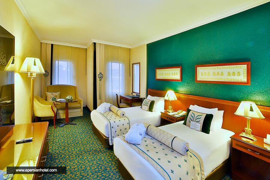 هتل گرند جواهر کانوشن سنتر استانبول اتاق دو تخته