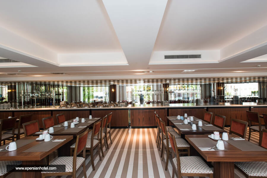 هتل هاجیا سوفیا اولد سیتی استانبول رستوران