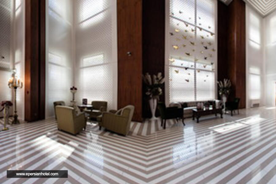 هتل هاجیا سوفیا اولد سیتی استانبول لابی