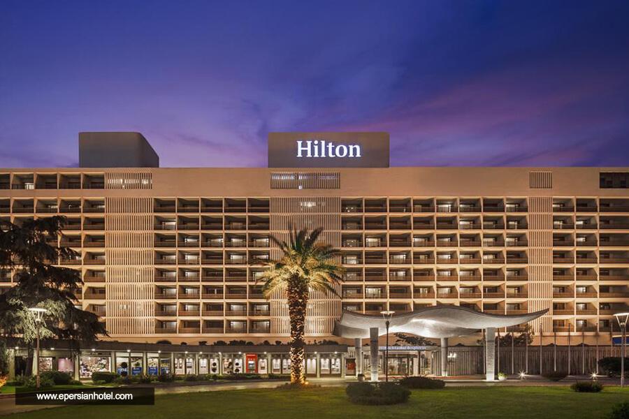 هتل هیلتون بسفر استانبول نما