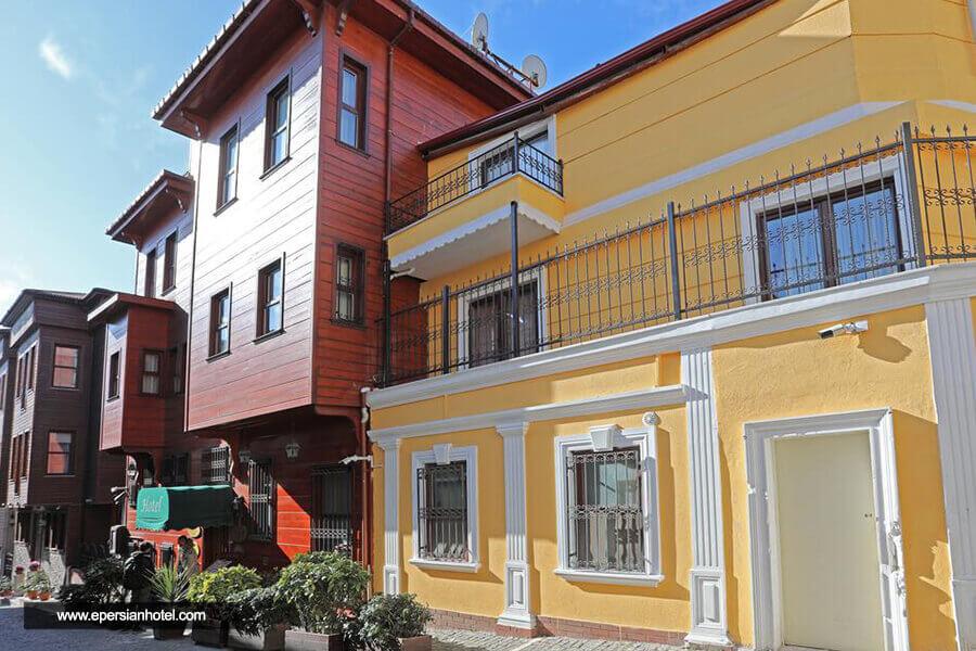 هتل گاردن هاوس استانبول نما