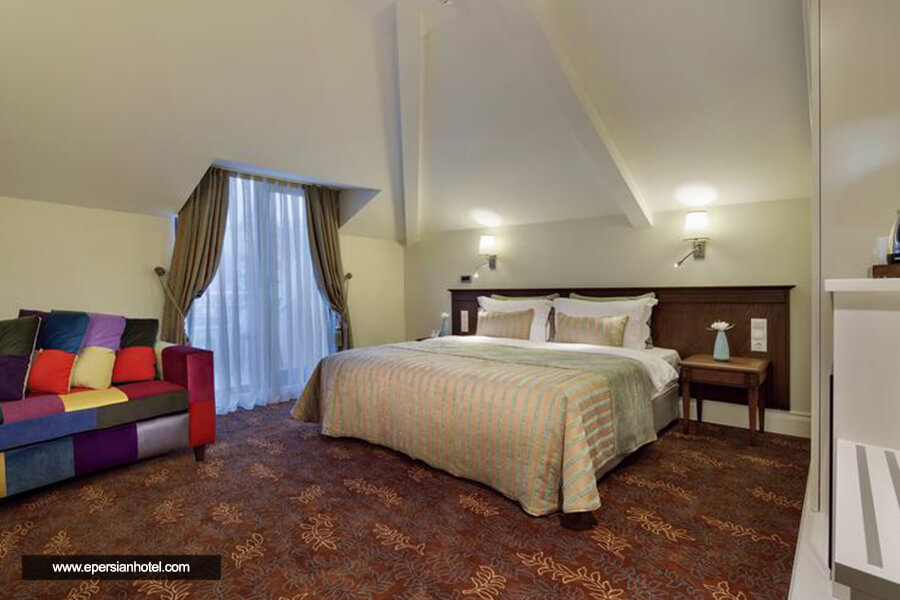 هتل آیکون استانبول اتاق دوتخته