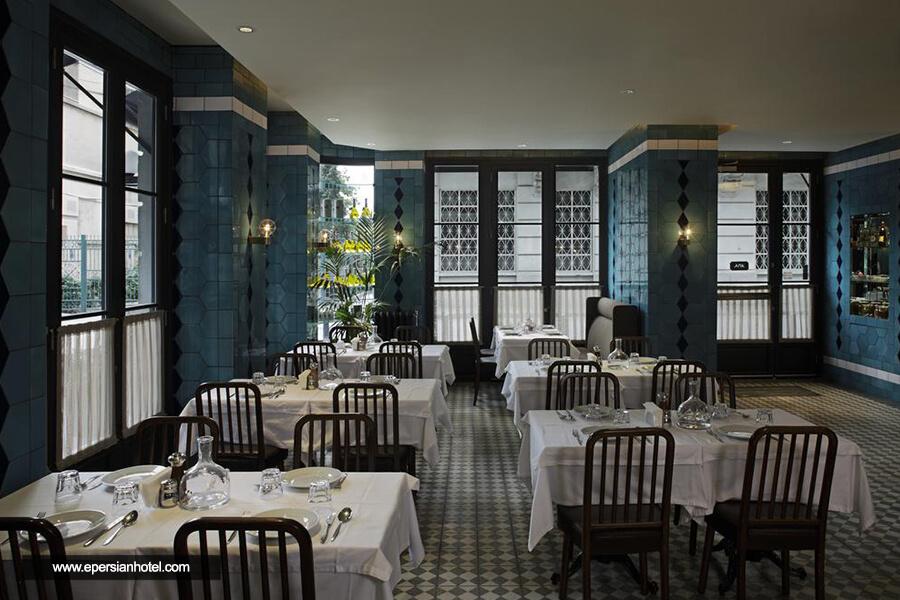 هتل كاراكوی رومز استانبول رستوران