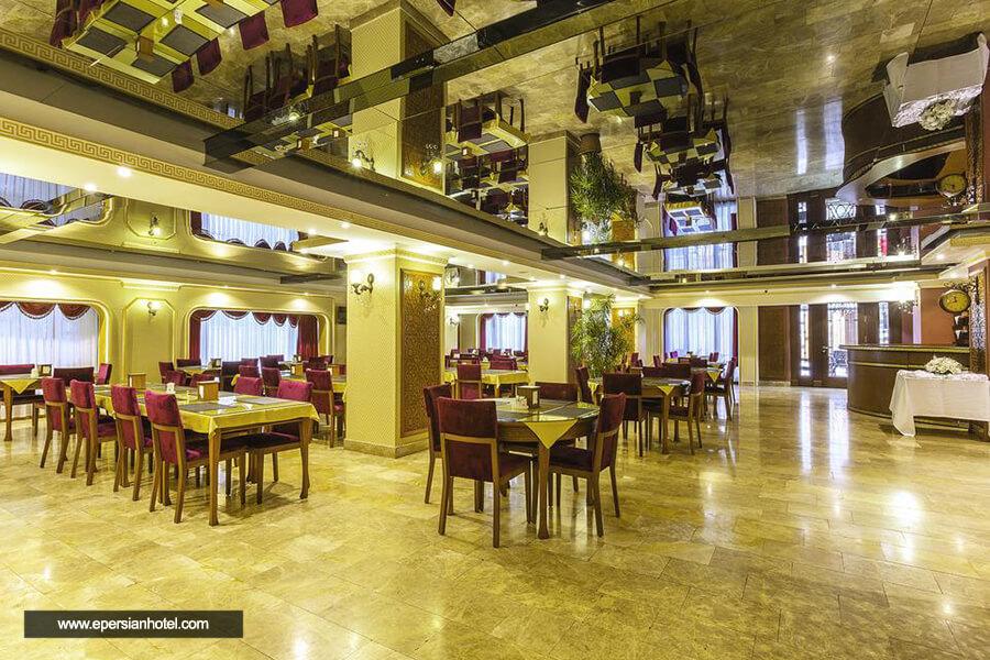 هتل لائوزوس پالاس استانبول رستوران
