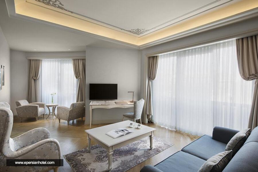 هتل لازونی استانبول نما داخل