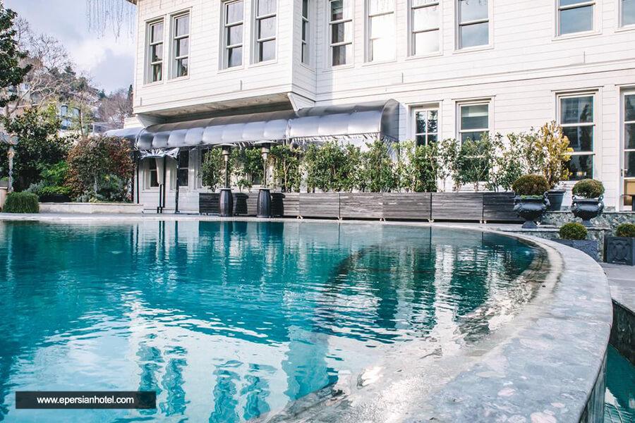 هتل لس اتامان بسفروس استانبول استخر
