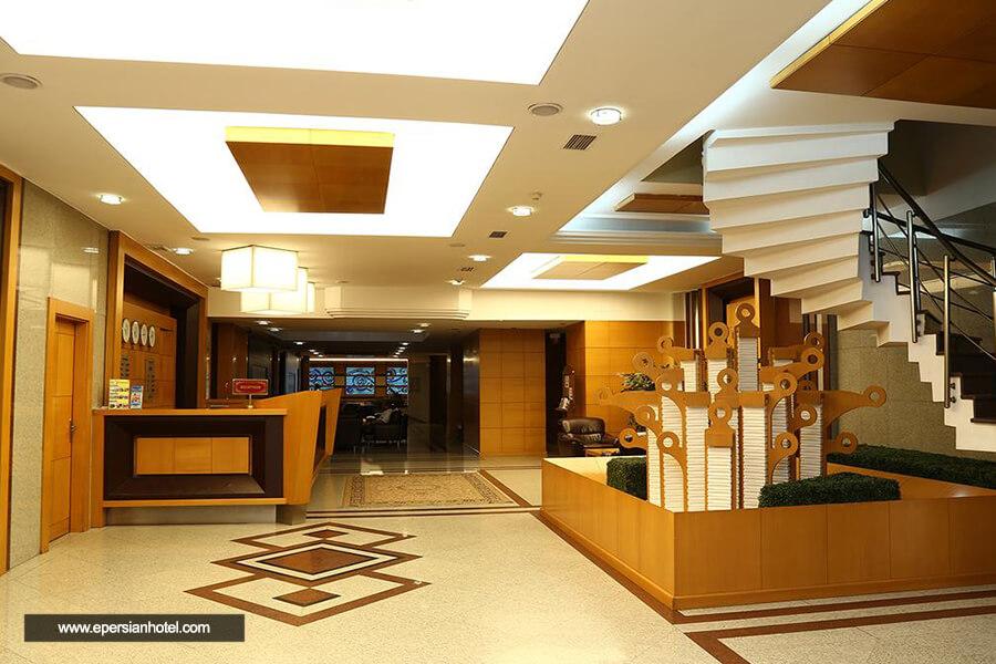 هتل ماربل استانبول لابی