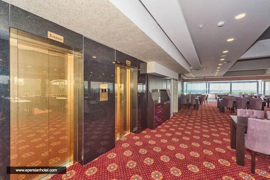 هتل ماتیات استانبول نما داخلی