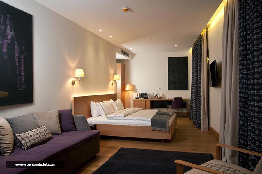 هتل میسافیر سوئیت 8 استانبول اتاق دو تخته