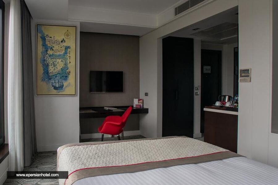 هتل موون پیک گلدن هورن استانبول نما داخل
