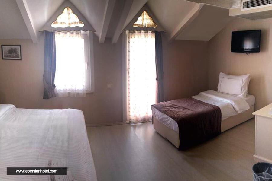 هتل ننا استانبول اتاق سه تخته