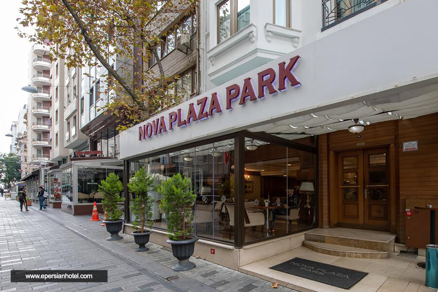هتل نووا پلازا پارك استانبول نما