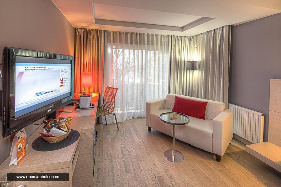هتل پارک ۱۵۶ استانبول نما داخل