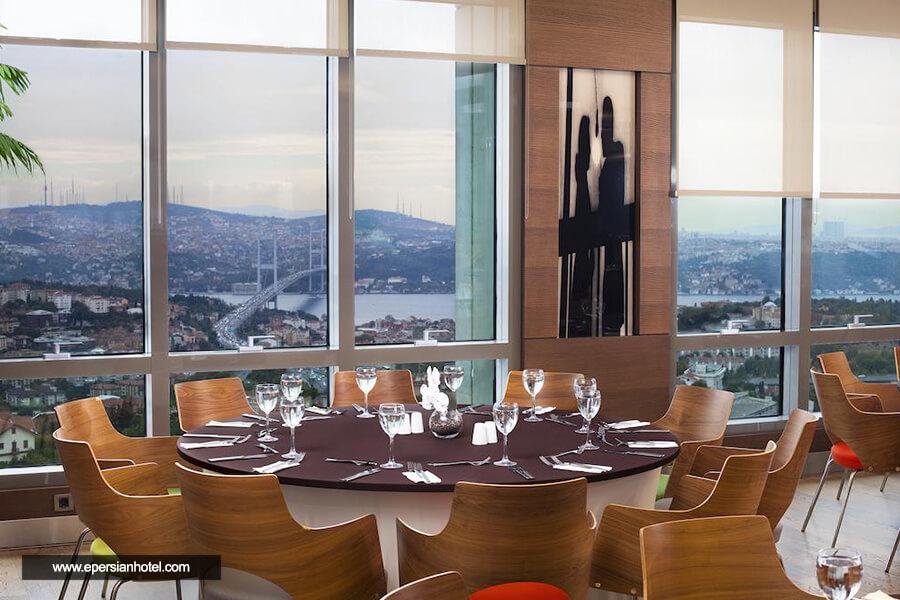 هتل پوینت باربرس استانبول سالن پذیرایی