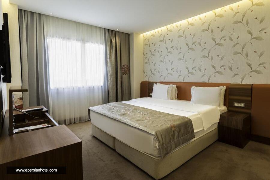 هتل رامادا و سوئیت آتاكوی استانبول اتاق دو تخته