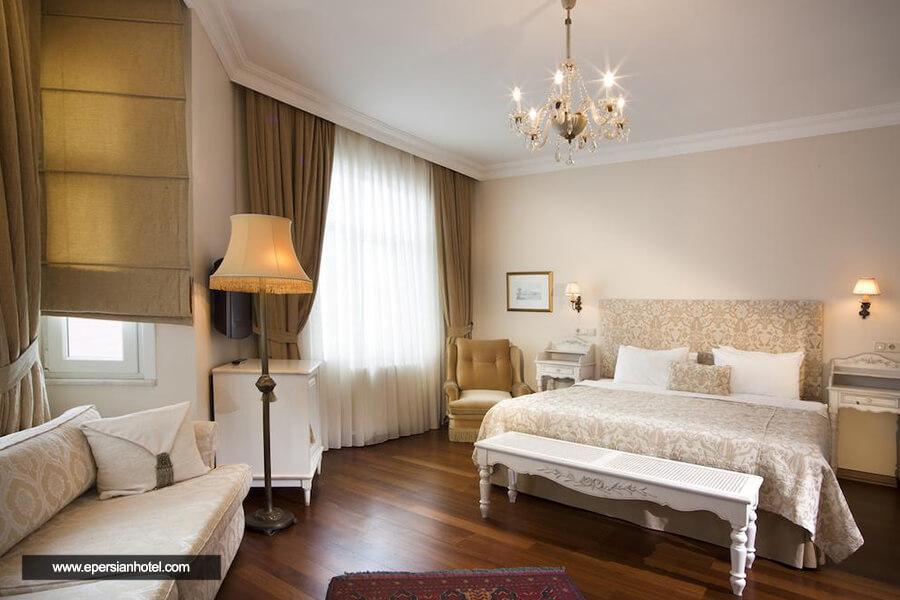 هتل ساری كوناك استانبول اتاق دو تخته