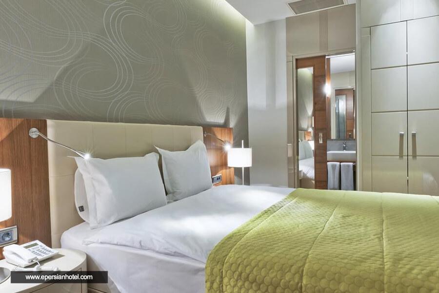 هتل سناتور تکسیم استانبول اتاق دو تخته
