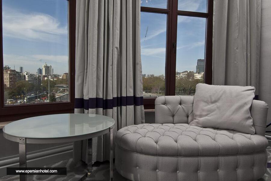 هتل تکسیم هیل استانبول نما داخل