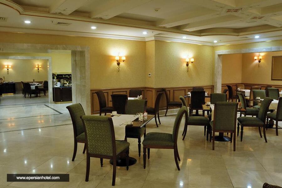 هتل سنترال پالاس تکسیم استانبول کافی شاپ