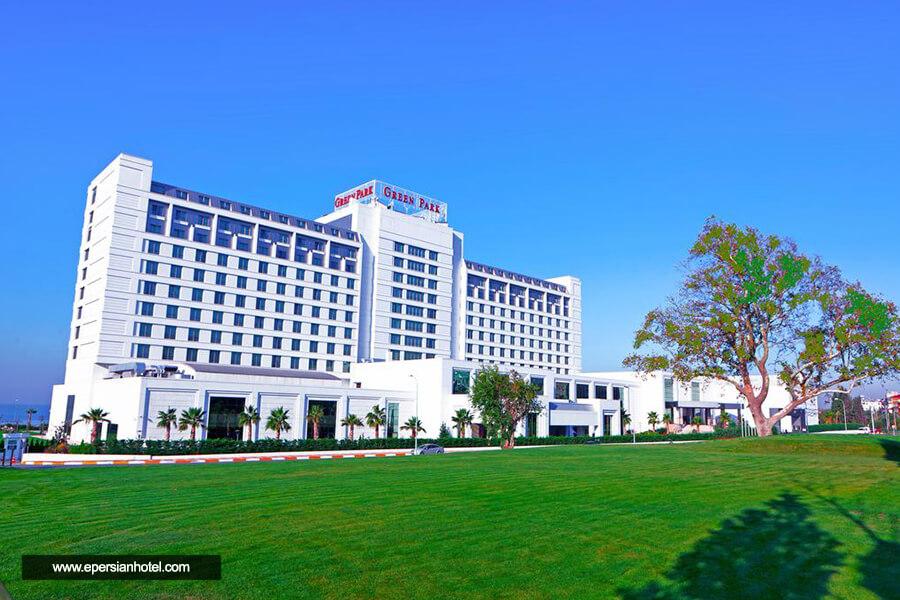 هتل گرین پارک پندیک کانونشن سنتر استانبول نما بیرون