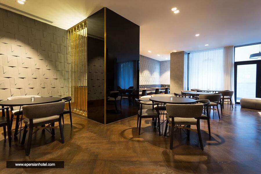 هتل هاوس بومونتی استانبول کافی شاپ