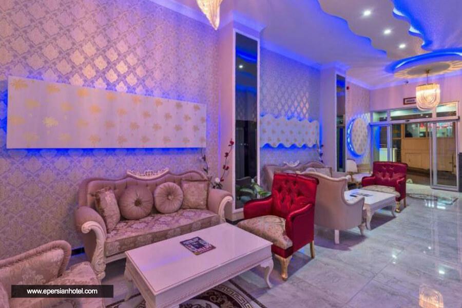 د هتل اوتمان سیتی استانبول لابی