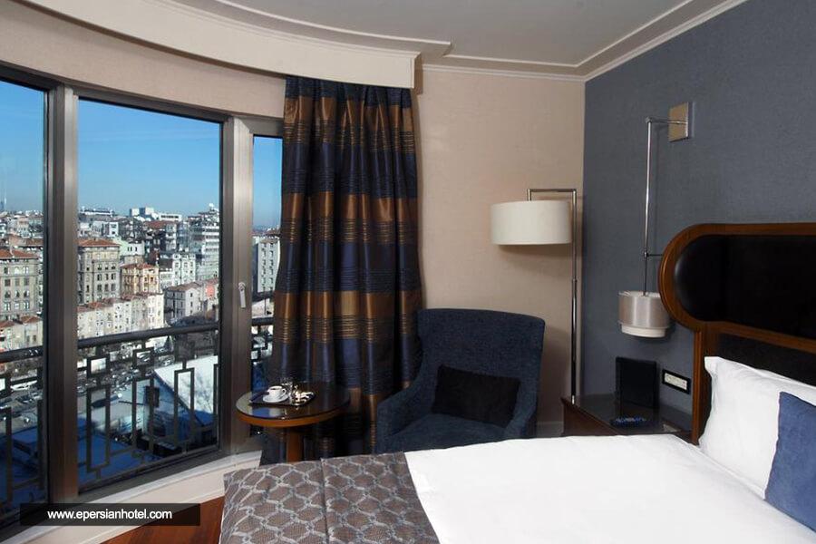 هتل تایتانیک سیتی تکسیم استانبول نما داخل