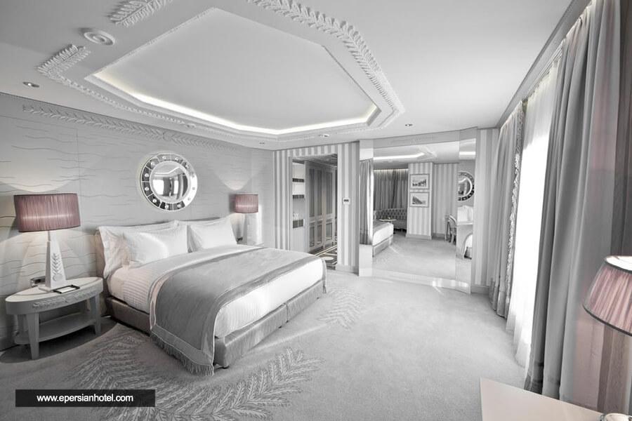 هتل ویندهام گرند کالامیس مارینا استانبول اتاق دو تخته