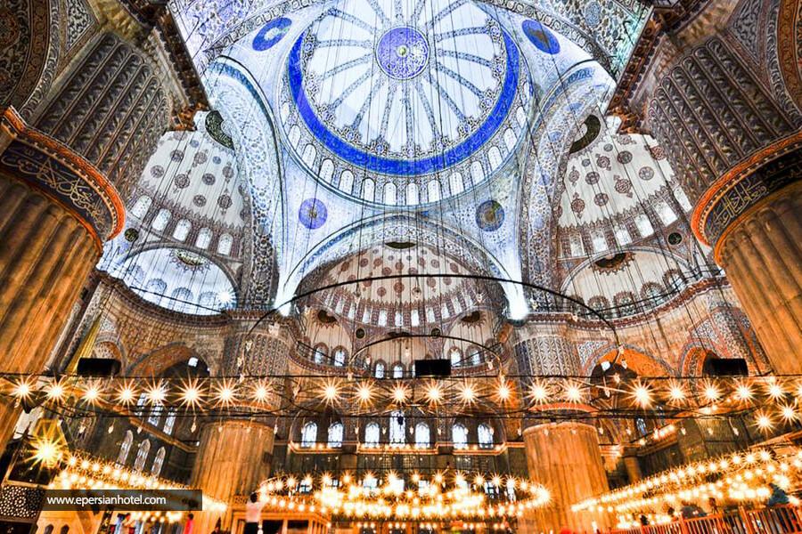 هتل سلطان اوتل استانبول نما