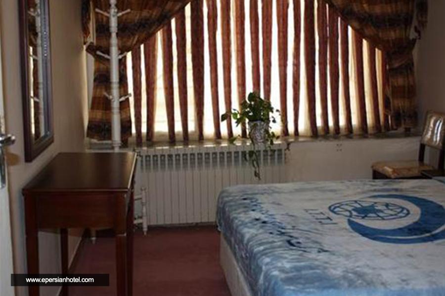 هتل مجتمع اقامتی جهانگردی یاسوج اتاق دو تخته