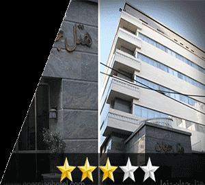 هتل جهان مشهد