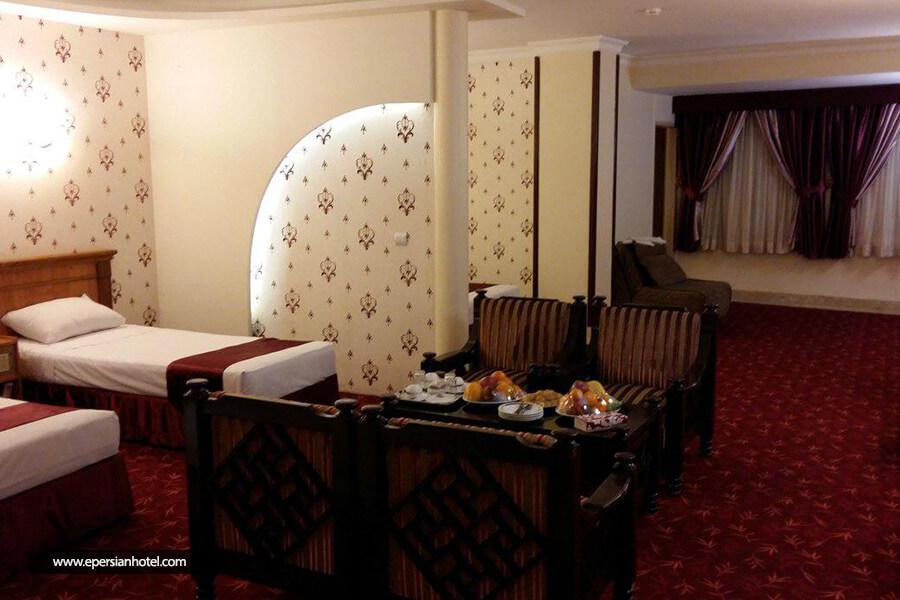 هتل جم  مشهد
