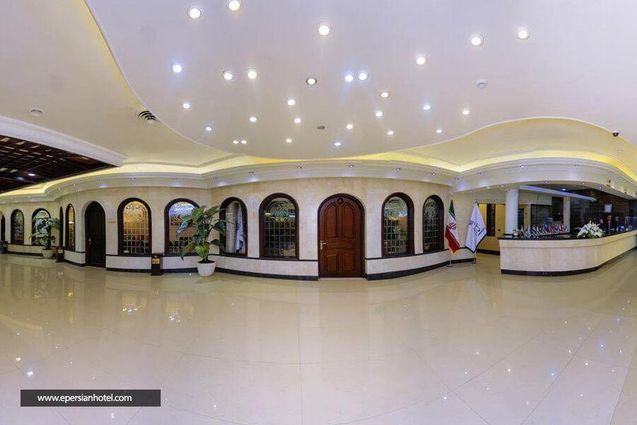 هتل جم مشهد لابی