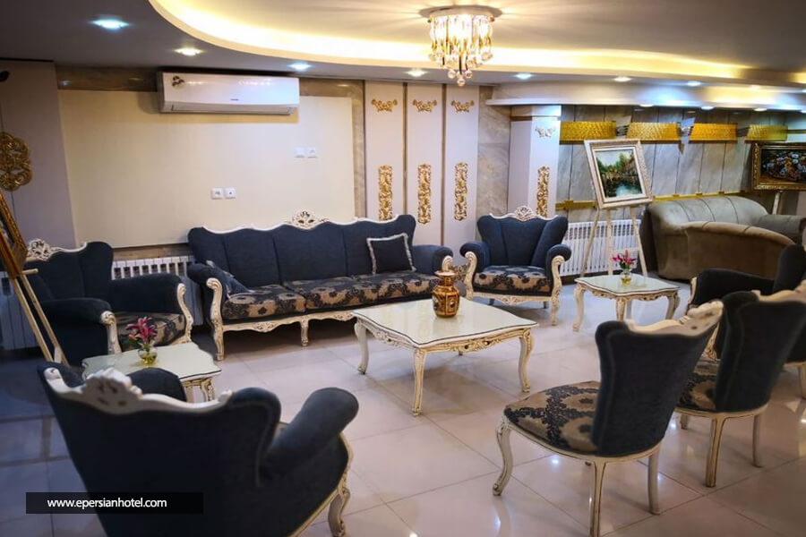 هتل جمالی مشهد لابی