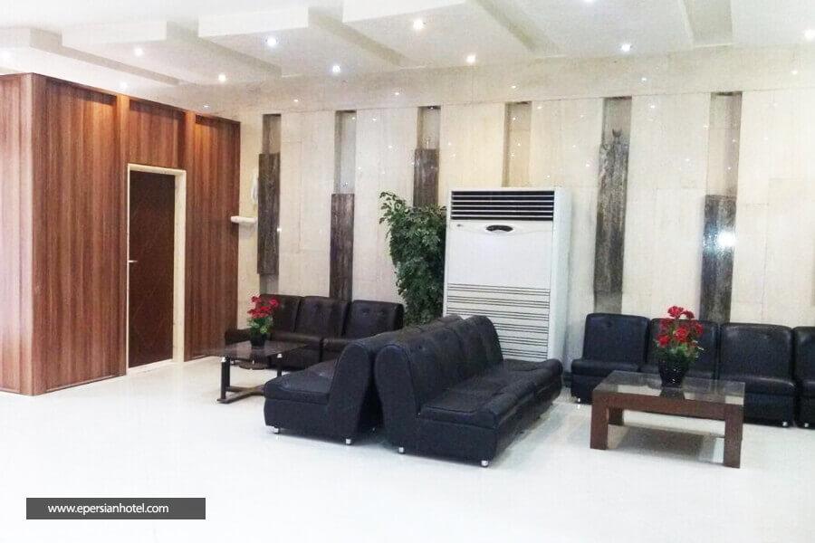 هتل آپارتمان لاوان (جمکران) مشهد لابی