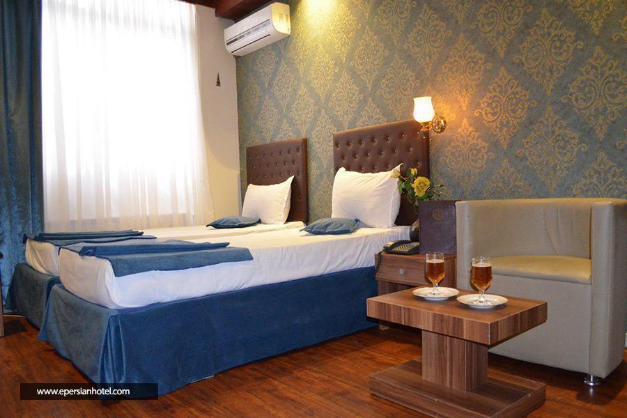 هتل جواهری مشهد اتاق دو تخته