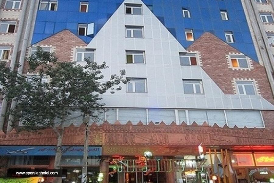 هتل کبیر سرعین نما