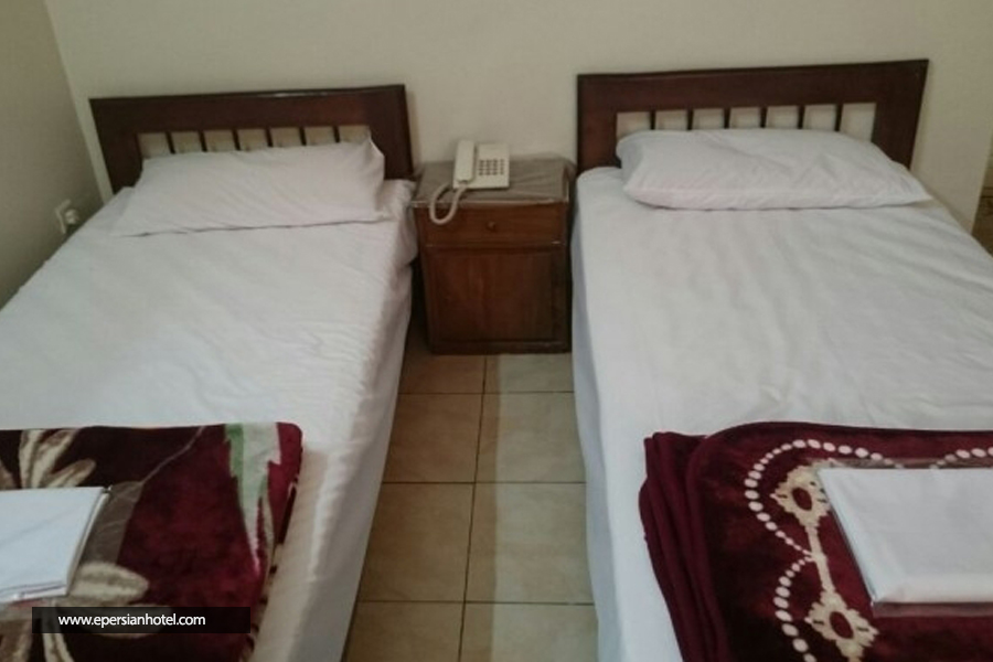 هتل آپارتمان کاج مشهد اتاق دو تخته