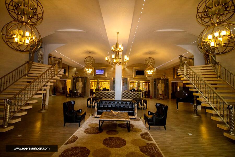 هتل کاخ امیران چالوس لابی