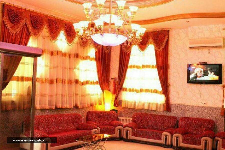 هتل آپارتمان کرانه مشهد لابی