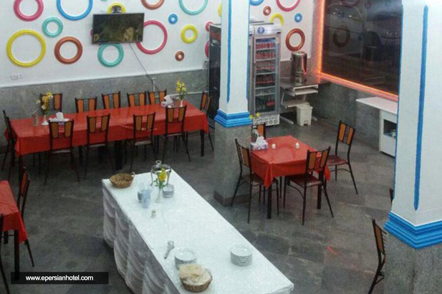 هتل کارون خرم آباد رستوران