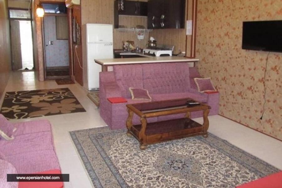 خانه مسافر کاسپین  دو تخته ویلایی