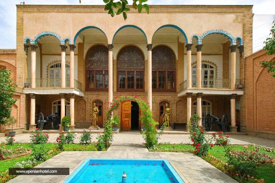 سفر به تبریز و دیدنی های تبریز