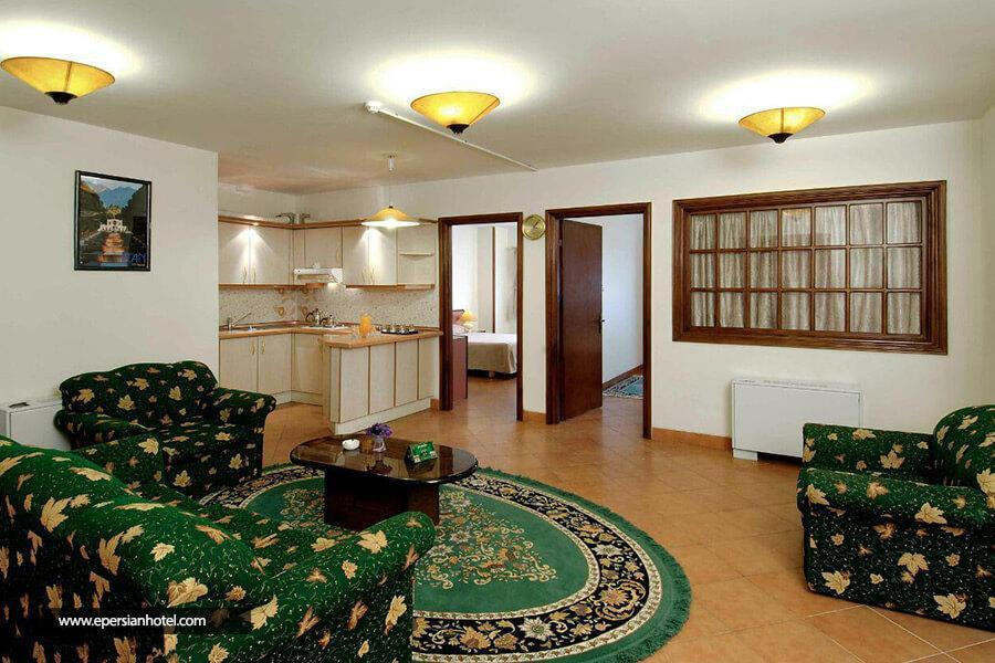 هتل خانه سبز  مشهد